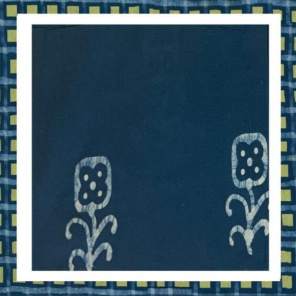 anemone flower pattern Salwar Suits