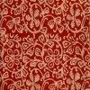 Batik Print Vermilion Red Unstitched Salwar Kameez (Salwar Suit)Fabric- 100 % Cotton