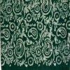 Batik Print Green color unstitched salwar kameez