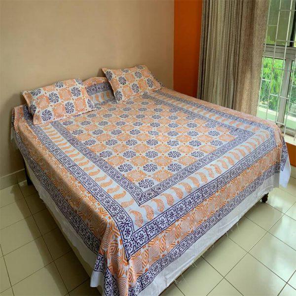Block Bedsheet