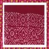Batik Print Pink Color Salwar Suits Zari Work