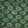 Batik Print Green Unstitched Salwar Kameez (Salwar Suit) Fabric- 100 % Cotton